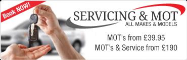 Servicing & MOT